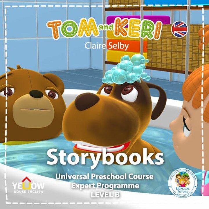 Tom and Keri B- Storybooks