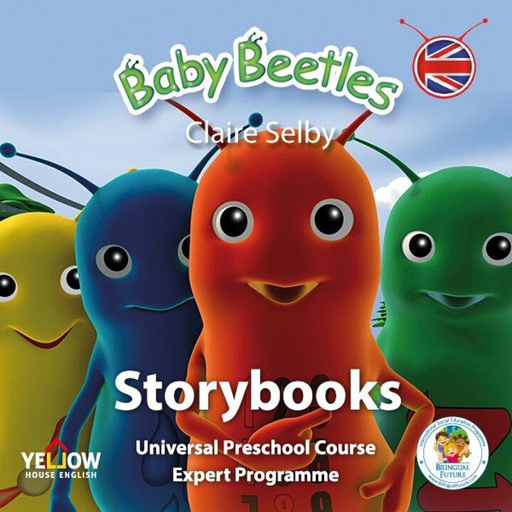 Baby Beetles - Storybook