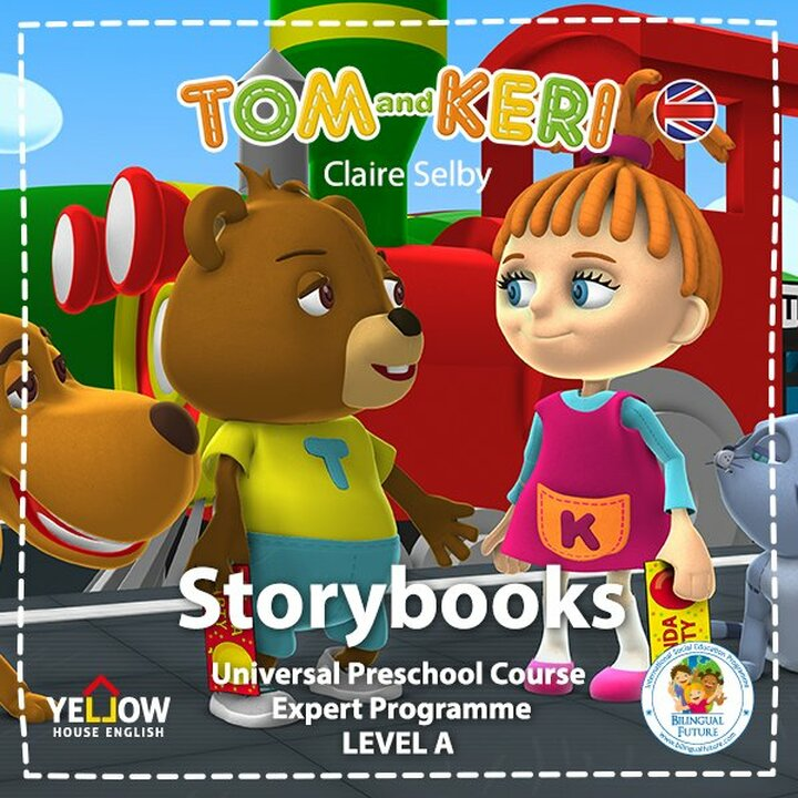Tom and Keri A - Storybooks