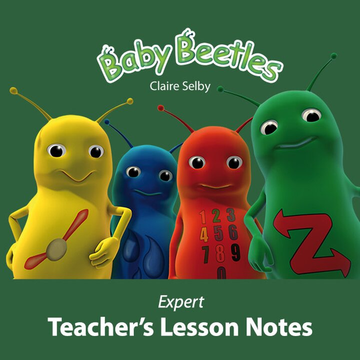 Baby Beetles Expert Lesson Notes