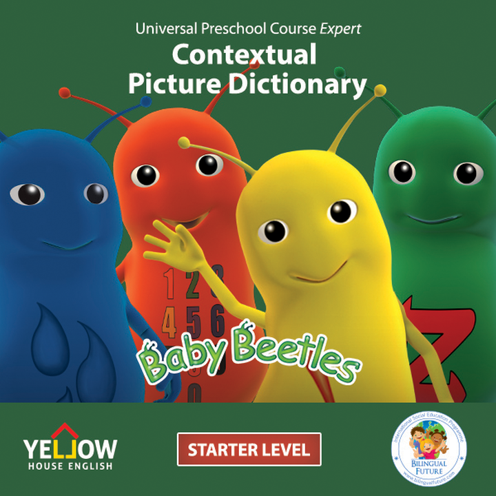 Baby Beetles - Picture dictionary